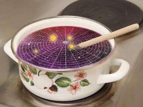 Recipe for a Universe