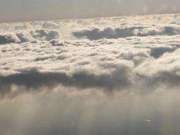 Revealed: The Earth's 'electrical heartbeat' seen in clouds