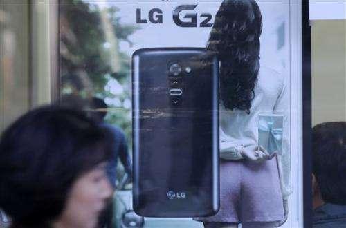 Review: Button location sets LG's G2 apart