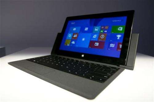 Review: New Surface tablets make typing easy