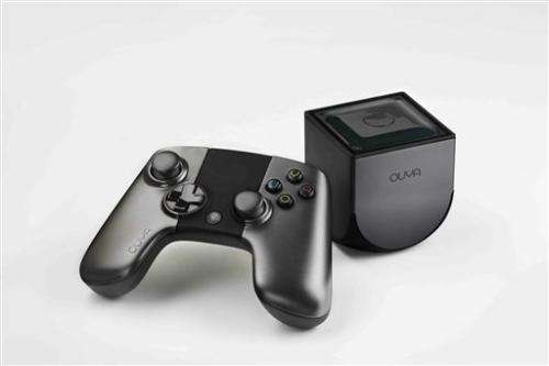 Review: Ouya brings indie games to your TV