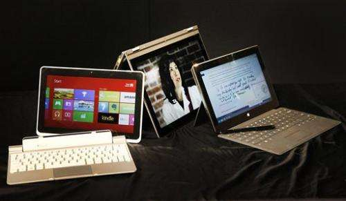 Review: Tablet-PC hybrids a study in trade-offs