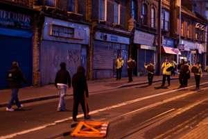 Riots create irrational behaviour