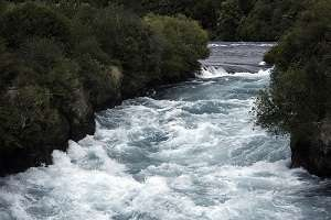 River flow model assists in planning and extreme weather prediction