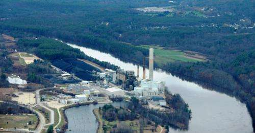 Rivers act as 'horizontal cooling towers,' study finds
