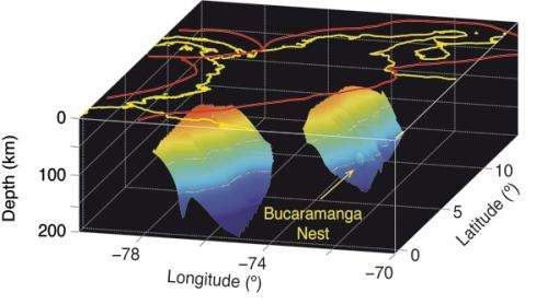 Runaway process drives intermediate-depth earthquakes, Stanford scientists find