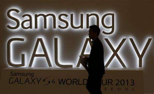 Samsung seeks smart watch trademarks in US, SKorea