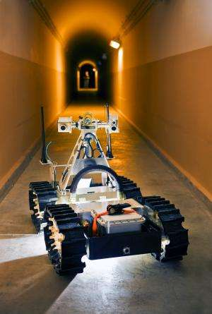 Sandia to demonstrate robotics capabilities at 2013 DARPA Robotics Challenge Expo