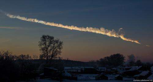 Secrets revealed of 'dash-cam' meteorite that rocked Russia