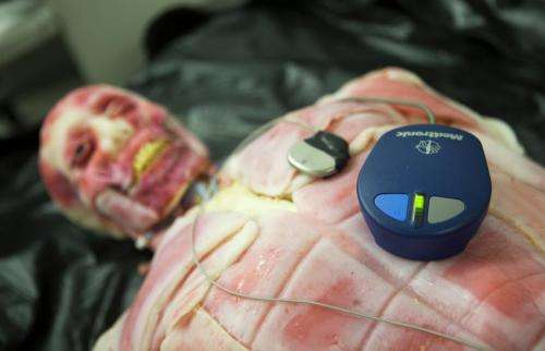 Security risks found in sensors for heart devices, consumer electronics