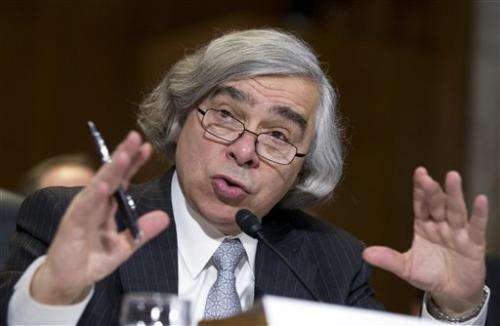 Senate confirms physicist Moniz as energy chief