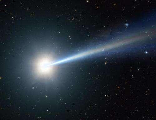 'Sideline quasars' helped to stifle early galaxy formation, says CU-Boulder study