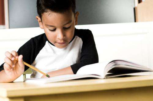 Simple efforts bridge achievement gap between Latino, white students, researcher finds