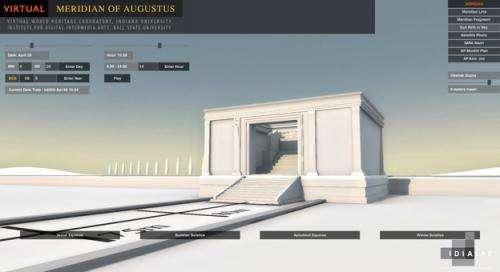 Simulation helps unravel ancient Roman puzzle