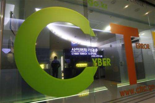 SKorea misidentifies China as cyberattack origin