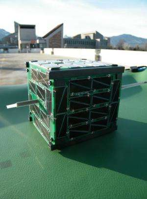 Small satellites becoming big deal for CU-Boulder students