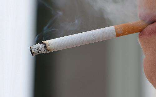 Smoking affects molecular mechanisms and thus children's immune systems