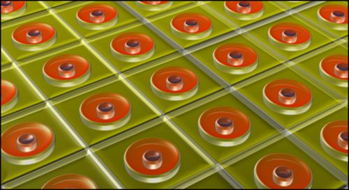Solar cell degradation observed directly for the first time