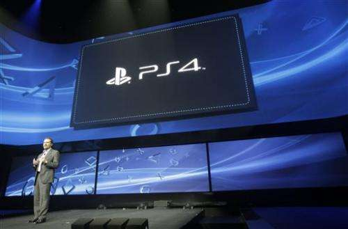 Sony unveils boxy next-gen PlayStation 4 console