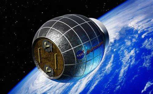 Space station to get $18 million balloon-like room