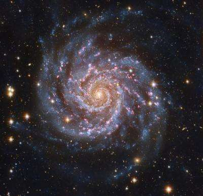 Spiral galaxies like Milky Way bigger than thought, study finds