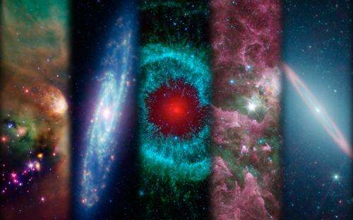 Spitzer telescope celebrates ten years in space