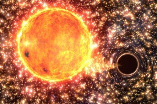 Black holes growing faster than expected