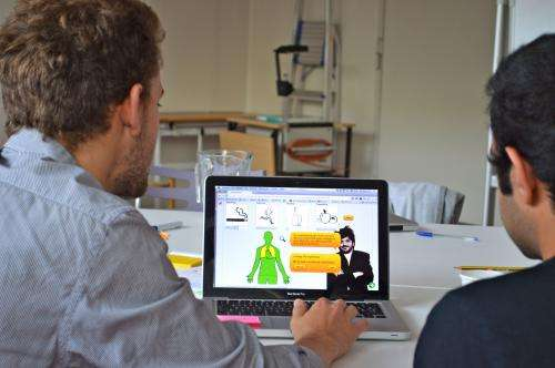Students design prototypes that can predict your health