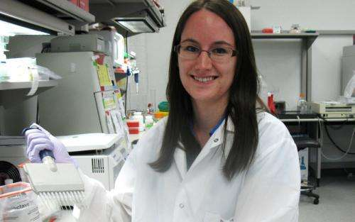 Student's fast start in research contributes to life-saving rapid test