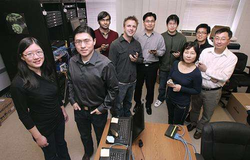 Student work fuels effort to make smartphones smarter