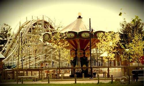 Study: Amusement rides injure 4,400+ kids a year