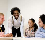 Study finds mentoring key to influencing pupils to apply to University