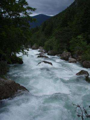 Study finds rivers and streams release more greenhouse gas than all lakes