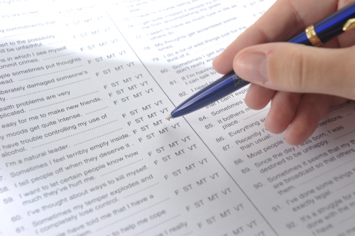 Study shows calm candidates perform better on tests used to screen job applicants