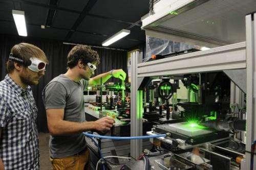 Success in research at the Institute for Photovoltaics