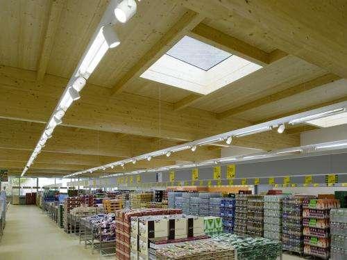 supermarkets -- energy-optimized