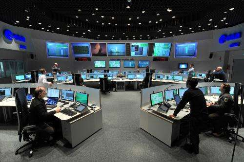 Swarm mission control ready for triple launch