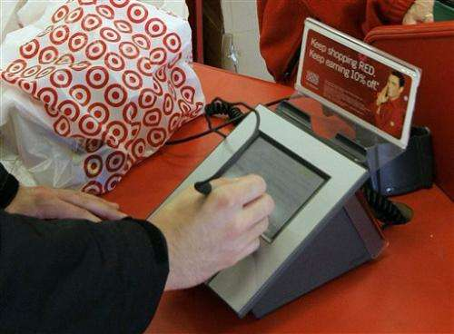 Target: 40M card accounts may be breached