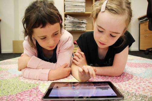 Technology essential to children?s success