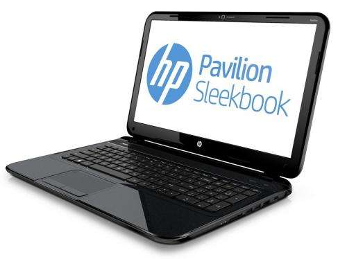Tech review: HP Sleekbook 15 combines size, style