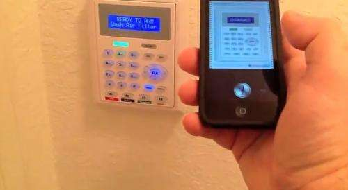 Raspberry Pi user shows home-automation feats using iPhone