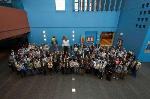 Lepton-photon conference wraps up in San Francisco
