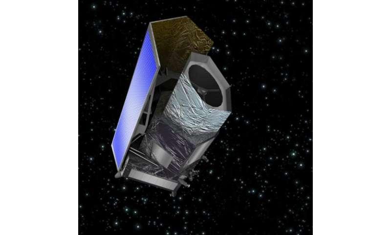 Thales Alenia Space kicks off Euclid construction