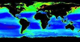 The breathing ocean: Reducing the effects of climate change