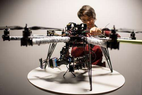 The drones of oil