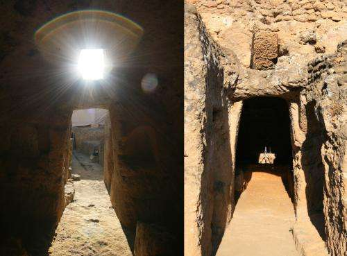 The Elephant's Tomb in Carmona may have been a temple to the god Mithras