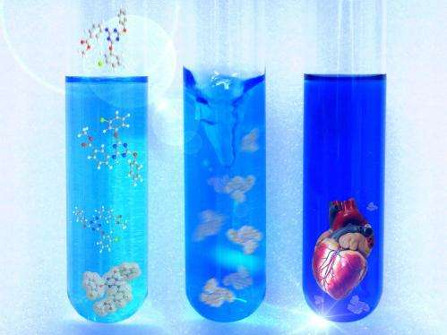 The heart in the petri dish