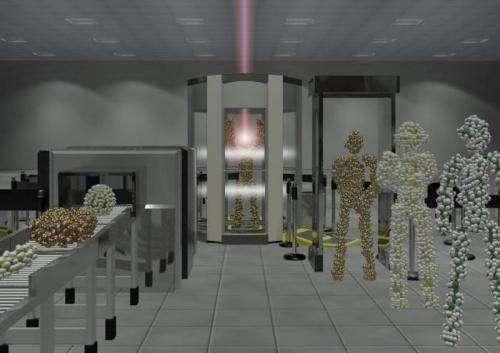 The molecule 'scanner'