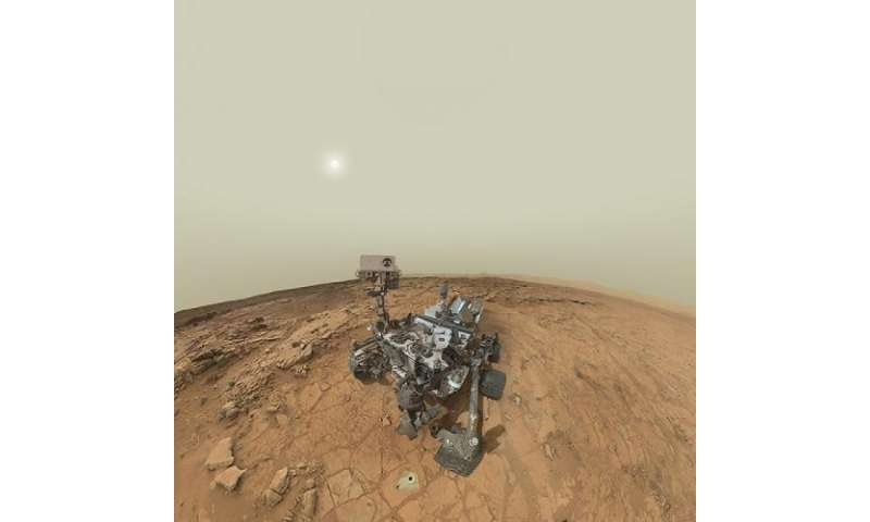 The overprotection of Mars?