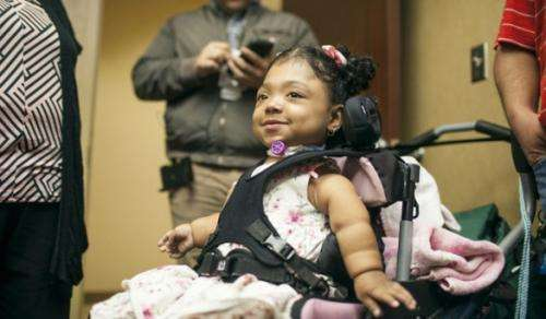 Therapy helps regenerate child's undeveloped bones
